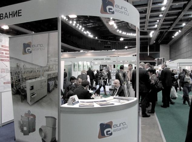 Международная выставка ExpoCoating в СК «Олимпийский»