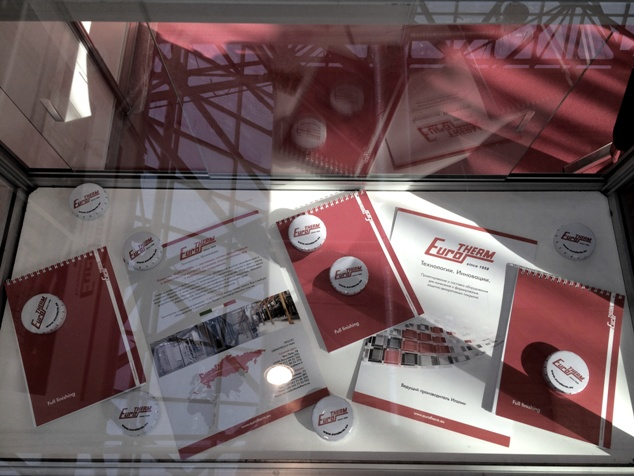 Eurotherm's promotional products